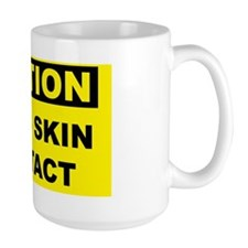 Caution-AVOID-SKIN-CONTACT Mug