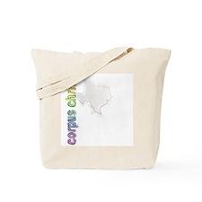 Corpus Christi Texas Hometown Pride Tote Bag