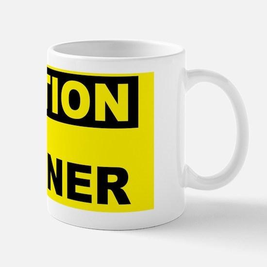 Caution-THINNER Mug