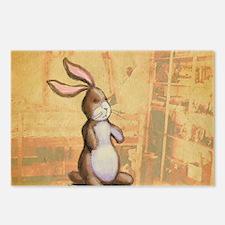 Velvet-Rabbit 3 Postcards (Package of 8)