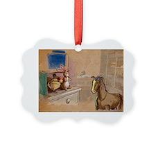 Velvet-Rabbit 1 Ornament