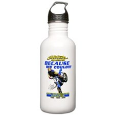BecauseWeCould Water Bottle