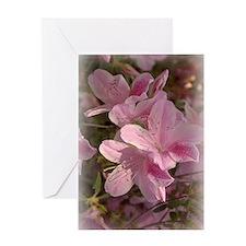pink 2 Greeting Card