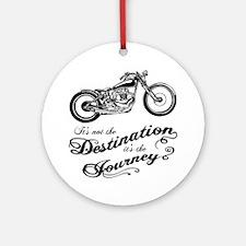 destination-LTT Round Ornament