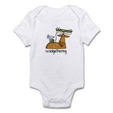 Woolgathering Infant Bodysuit