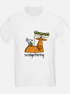 Woolgathering Kids T-Shirt