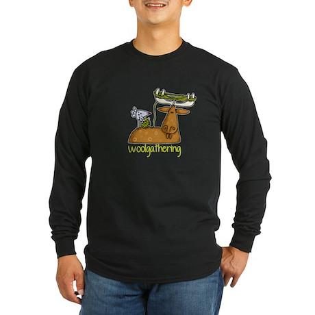 Woolgathering Long Sleeve Dark T-Shirt