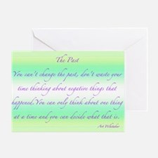 The Past 14x10 200dpi Greeting Card