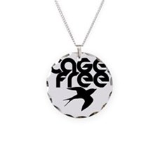 cagefree2 Necklace