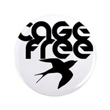 """cagefree2 3.5"""" Button"""