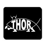Thor Fish Mousepad