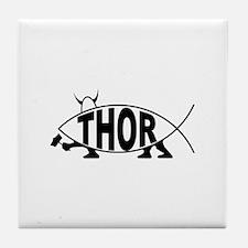 Thor Fish Tile Coaster
