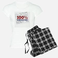 Obama is 100% American Pajamas