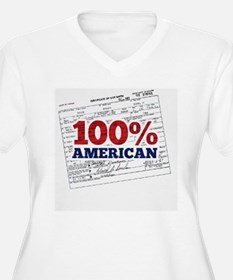 Obama is 100% Ame T-Shirt