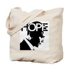 Hope Obama Tote Bag