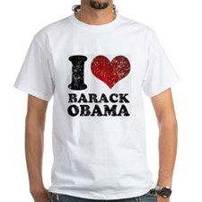 I Love Barack Obama Shirt