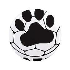 "Church Soccer 3.5"" Button"