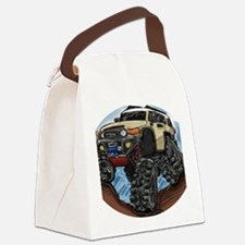 fjdrawingcafepressround Canvas Lunch Bag
