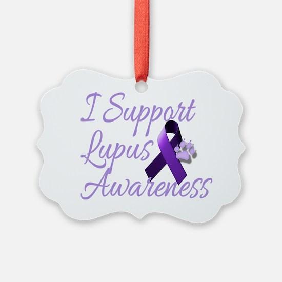 lupus2 Ornament
