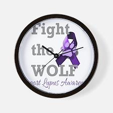 lupus6 Wall Clock