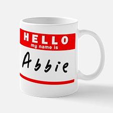 Abbie Small Small Mug