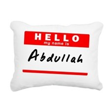 Abdullah Rectangular Canvas Pillow