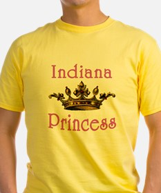 Indiana Princess with Tiara T