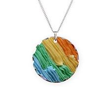 rainbow icing Necklace
