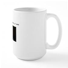 I'VE GOT PLENTY TO EAT AT HOME Ceramic Mugs