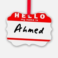 Ahmed Ornament