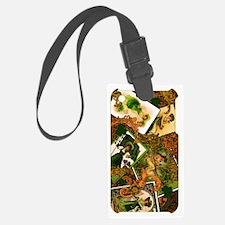 VINTAGE-IRISH-IPHONE-3G- Luggage Tag