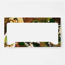 VINTAGE-IRISH-TOILETRY-BAG License Plate Holder