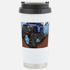 fjdrawingVoodoocafe Stainless Steel Travel Mug