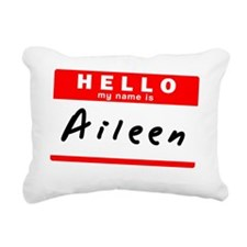 Aileen Rectangular Canvas Pillow