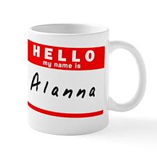 Alanna Small Mug