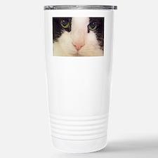 cat eyes Stainless Steel Travel Mug