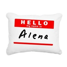 Alena Rectangular Canvas Pillow