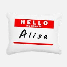 Alisa Rectangular Canvas Pillow