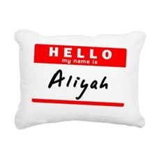 Aliyah Rectangular Canvas Pillow