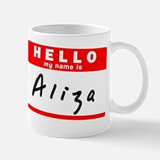 Aliza Mug