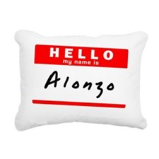 Alonzo Rectangular Canvas Pillow
