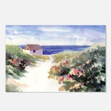 Summer In Nantucket 200Au Postcards (Package of 8)