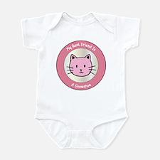 Friend Snowshoe Infant Bodysuit