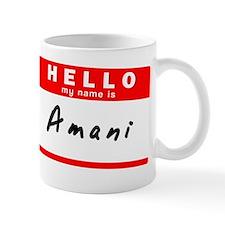 Amani Mug