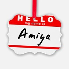 Amiya Ornament