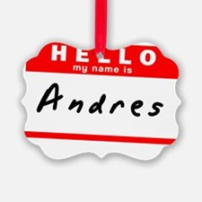 Andres Ornament