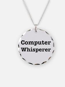 Computer Whisperer Necklace