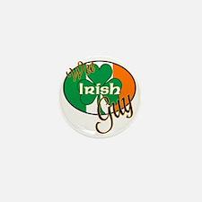 little-irish-guy Mini Button