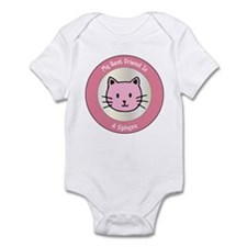Friend Sphynx Infant Bodysuit