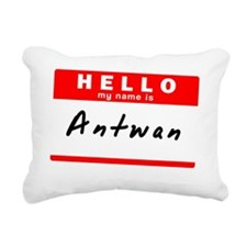 Antwan Rectangular Canvas Pillow